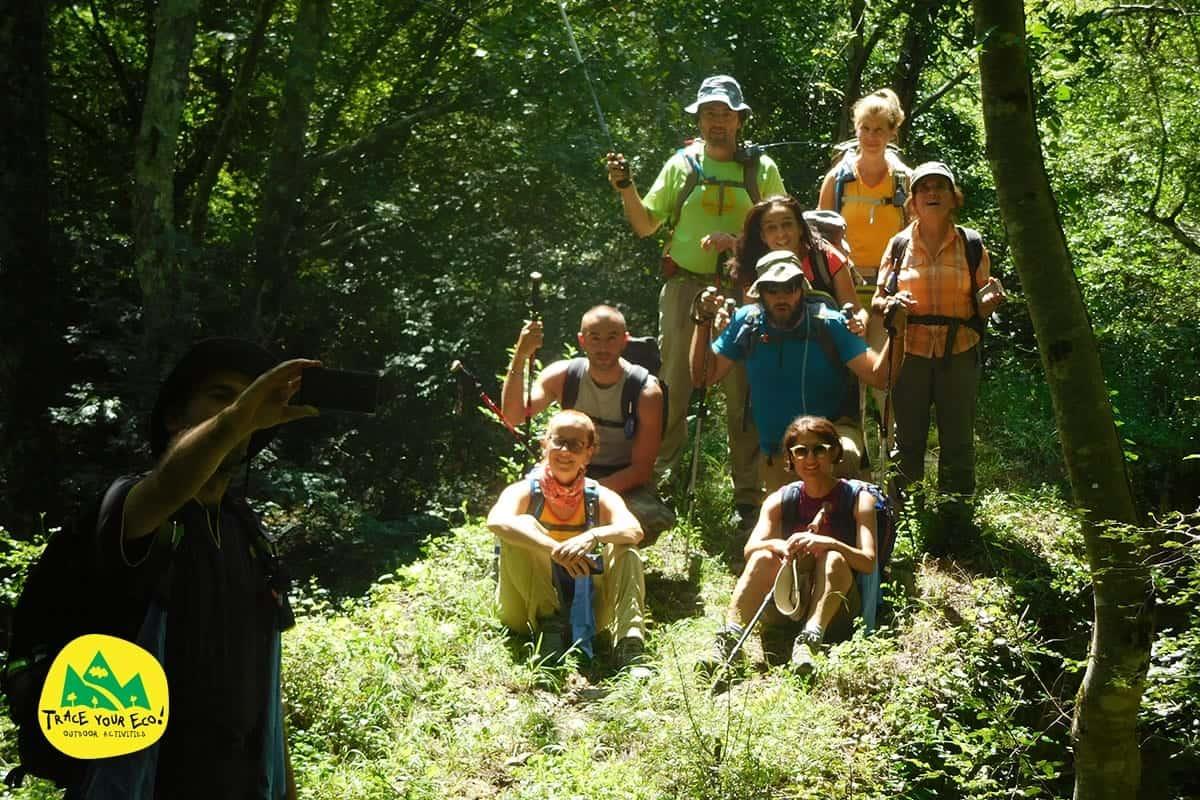 hiking greece outdoors national park rodopi