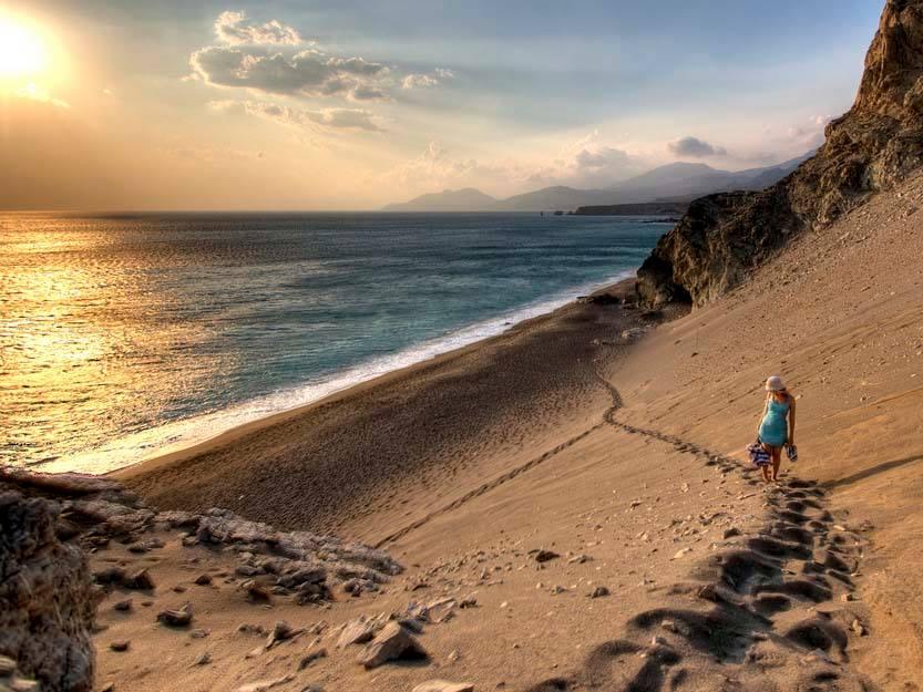 Crete summer
